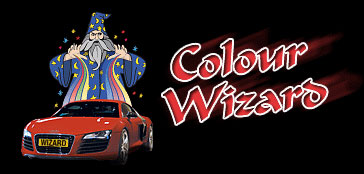 Colour Wizard Logo